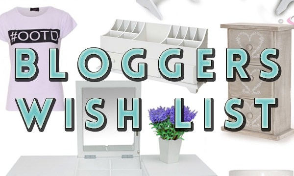 Blog Wish List
