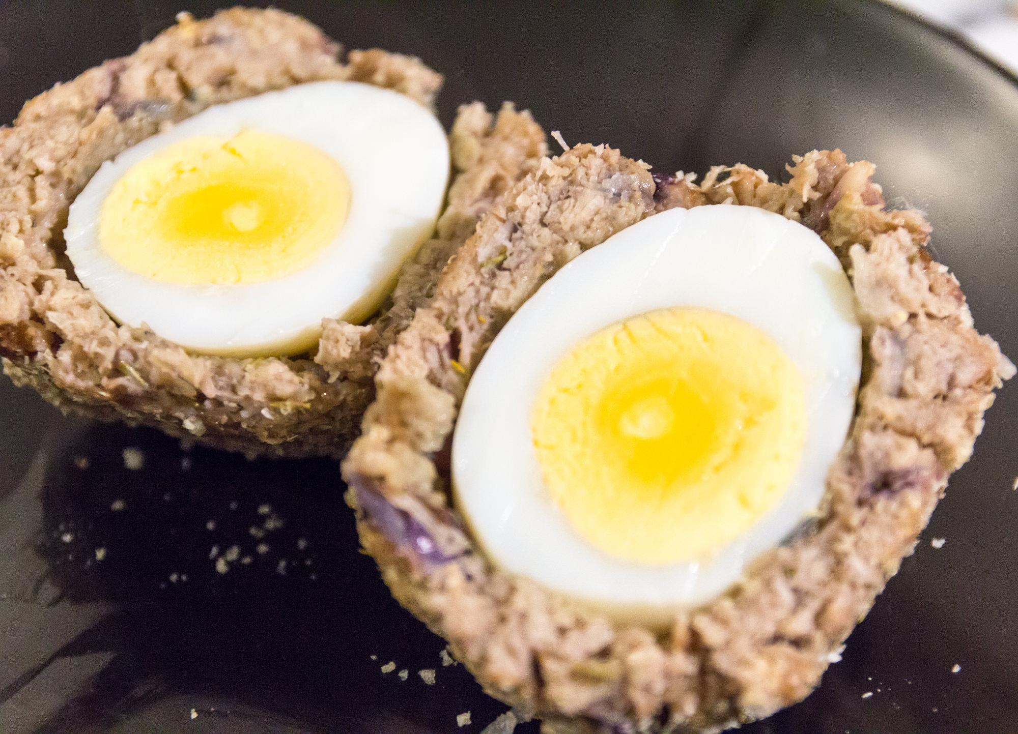 slimming world vegetarian scotch eggs