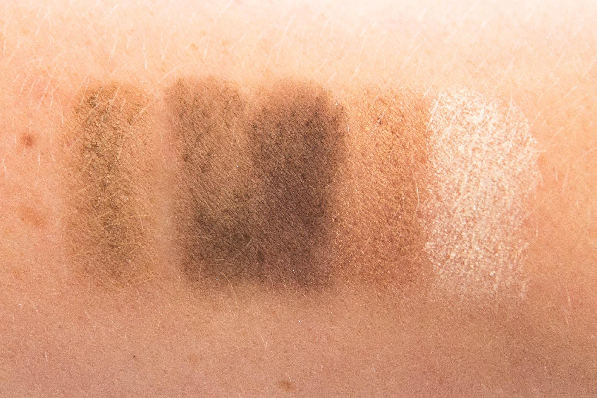 Strikeapose essence cosmetics shape & shadows palette