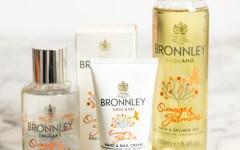 Bronnley England Orange And Jasmine