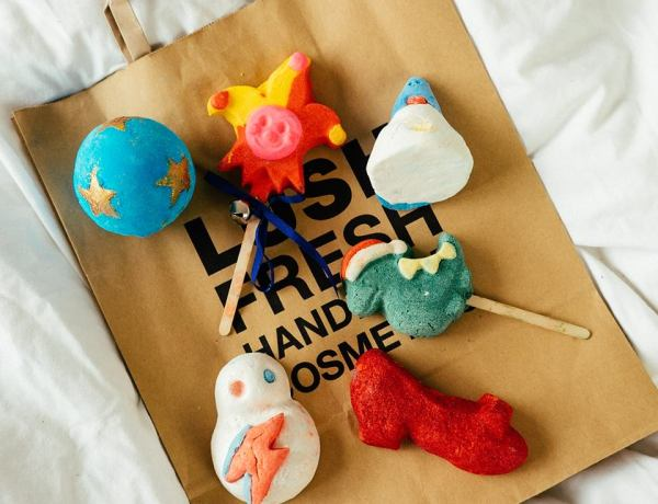 Lush Jester Reusable Bubble Bar