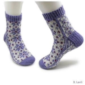 Stjerne Ranke sokker1