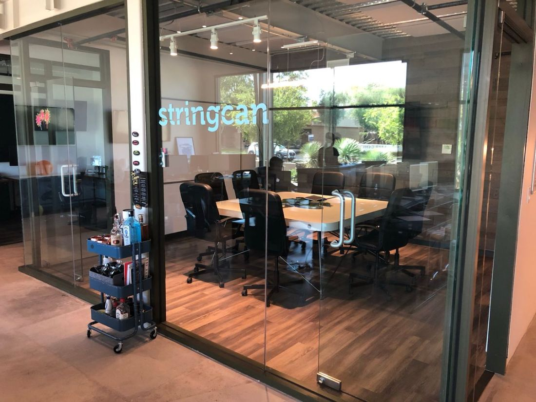 StringCan Conference Room