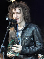 Oli Brown, 2010 British Blues Awards: Male Vocalist of the Year and Young Artist of the Year