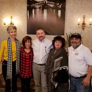 La Nuova Aurora Supports Local Charities