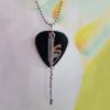 Kenny Wayne Shepard Guitar String Pick Pendant Front
