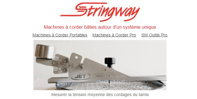 Stringway France