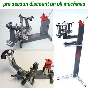 Pre season machine offer
