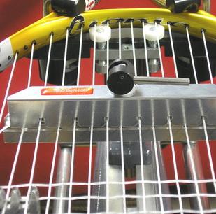 Dwars-bespanapparaat tennis LD.