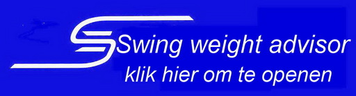 stringway swingweight knop NL-kl
