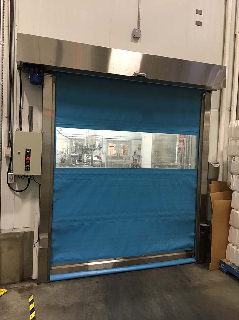 High Speed Doors High Speed Roll Up Doors