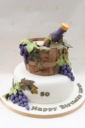 Adults Birthday Cakes Striped Apron Bakery Bury St Edmunds