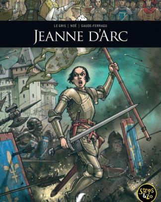 Zij schreven geschiedenis 13 Jeanne dArc