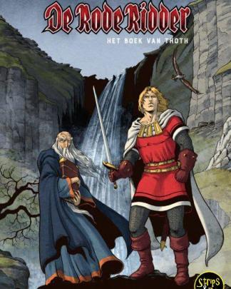 De Rode Ridder 270 Het Boek van Thoth