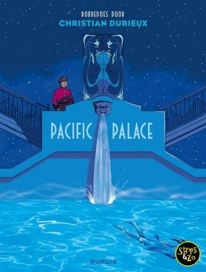 Robbedoes door 17 – Pacific Palace