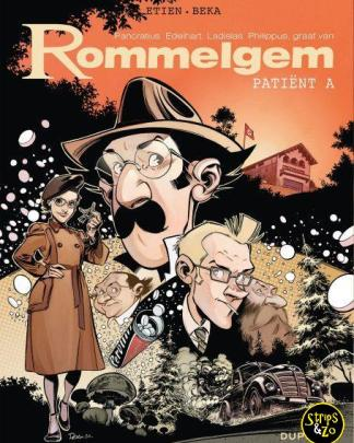 Rommelgem 2 – Patient A