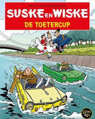 Suske en Wiske in het kort 24 De toetercup