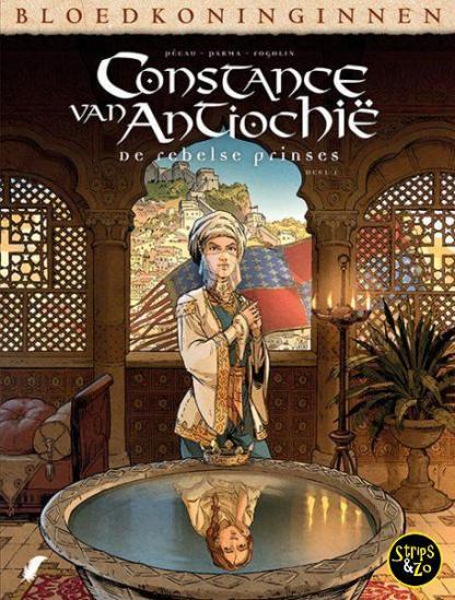 Bloedkoninginnen 14 Constance van Antiochie 1
