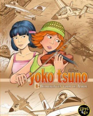 Yoko Tsuno integraal 8 bedreigingen voor de aarde