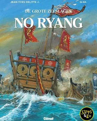 Grote zeeslagen 12 No Ryang