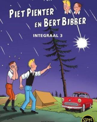 Piet Pienter en Bert Bibber – Integraal 3