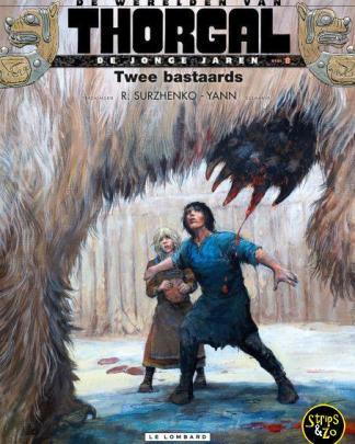 Thorgal, de werelden van - Jonge Jaren 8 - Twee bastaards