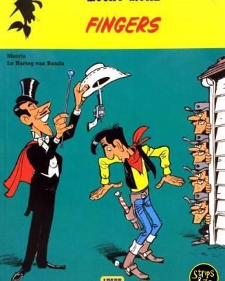 Lucky Luke - Relook 54 - Fingers