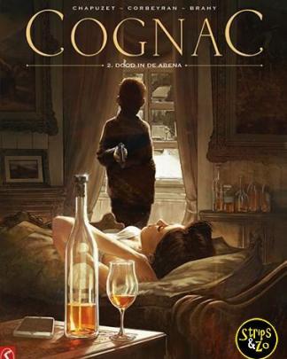 Cognac 2 Dood in de arena