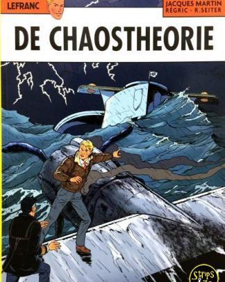 Lefranc 29 - De chaostheorie