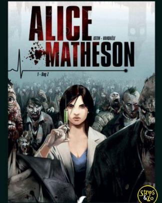 Alice Matheson 1 - Dag Z