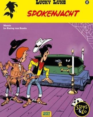 Lucky Luke 62 Spokenjacht
