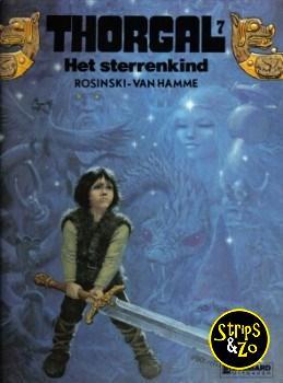Thorgal 7 - Het sterrenkind