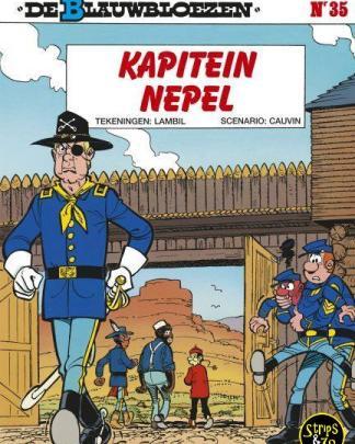 Blauwbloezen 35 Kapitein Nepel