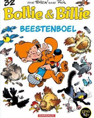 Bollie en Billie 32 – Beestenboel