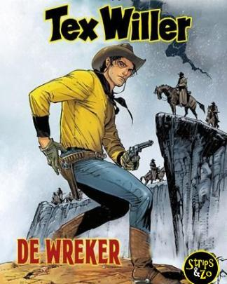 Tex Willer - Kleur 5 - De wreker