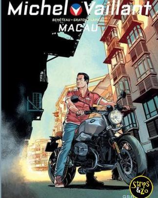 Michel Vaillant 7 Macau