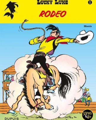 Lucky Luke - Relook 2 - Rodeo