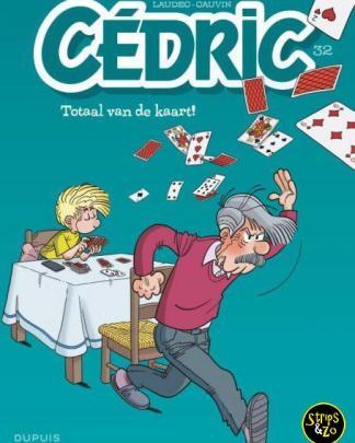 Cédric 32 - Totaal van de kaart!