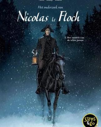 Nicolas le Floch 1 - Het mysterie van het lijk in de sneeuw