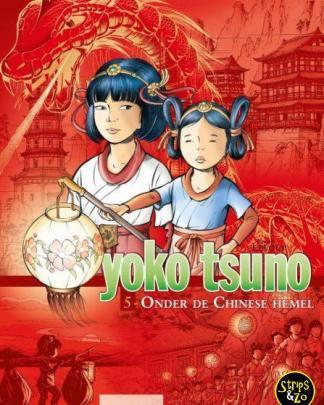 yoko tsuno integraal 5 Onder de Chinese hemel