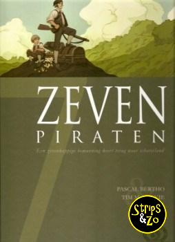 Zeven 3 - Zeven piraten