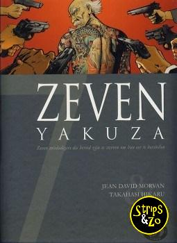 Zeven 6 - Zeven Yakuza