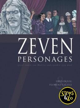 Zeven 9 - Zeven Personages