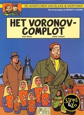 Blake en Mortimer 14 - Het Voronov-complot