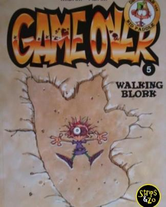 Game Over 5 - Walking Blork