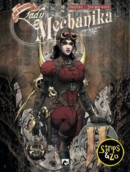 Lady Mechanika 2 - Het mysterie van het mechanische lijk 2/3