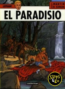 Lefranc 15 - El Paradisio