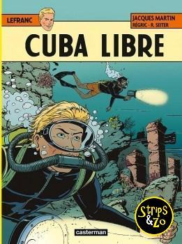 Lefranc 25 - Cuba Libre