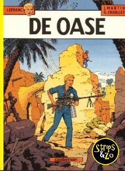 Lefranc 7 - De oase