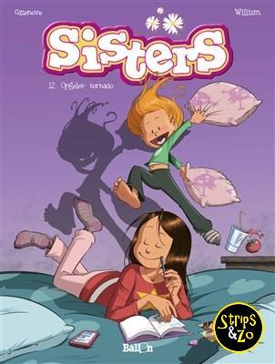 Sisters 12 - Opgelet: tornado
